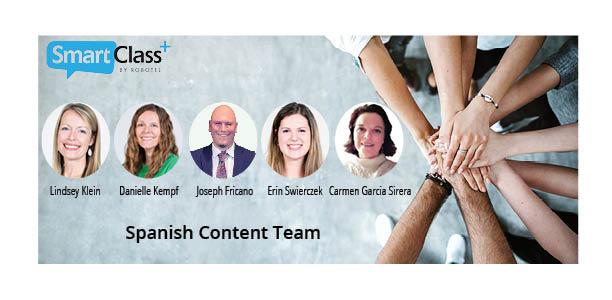 Spanish 1 textbook  Content Team-1