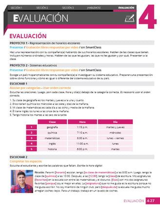 Spanish 1 textbook